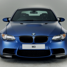 It also includes BMW Individual Frozen Blue.
