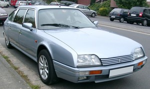 Citroën CX 20 RE