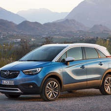 Opel Crossland X 1.2 Turbo ECOTEC Innovation