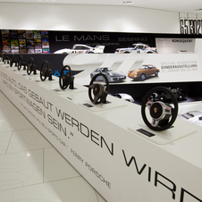 Porsche Opens Exhibit Looking Back on 911 at Its Musuem