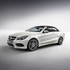 Mercedes-Benz E 250 BlueTEC Cabrio