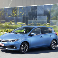 Toyota Auris 1.2 T Exclusive