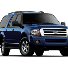 Ford Expedition EL King Ranch 4X4