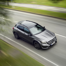 It also gets the latest generation of 4MATIC all-wheel drive