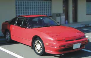 Nissan 180SX Type R Automatic