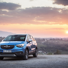 Opel Crossland X 1.6 Turbo D ECOTEC Edition