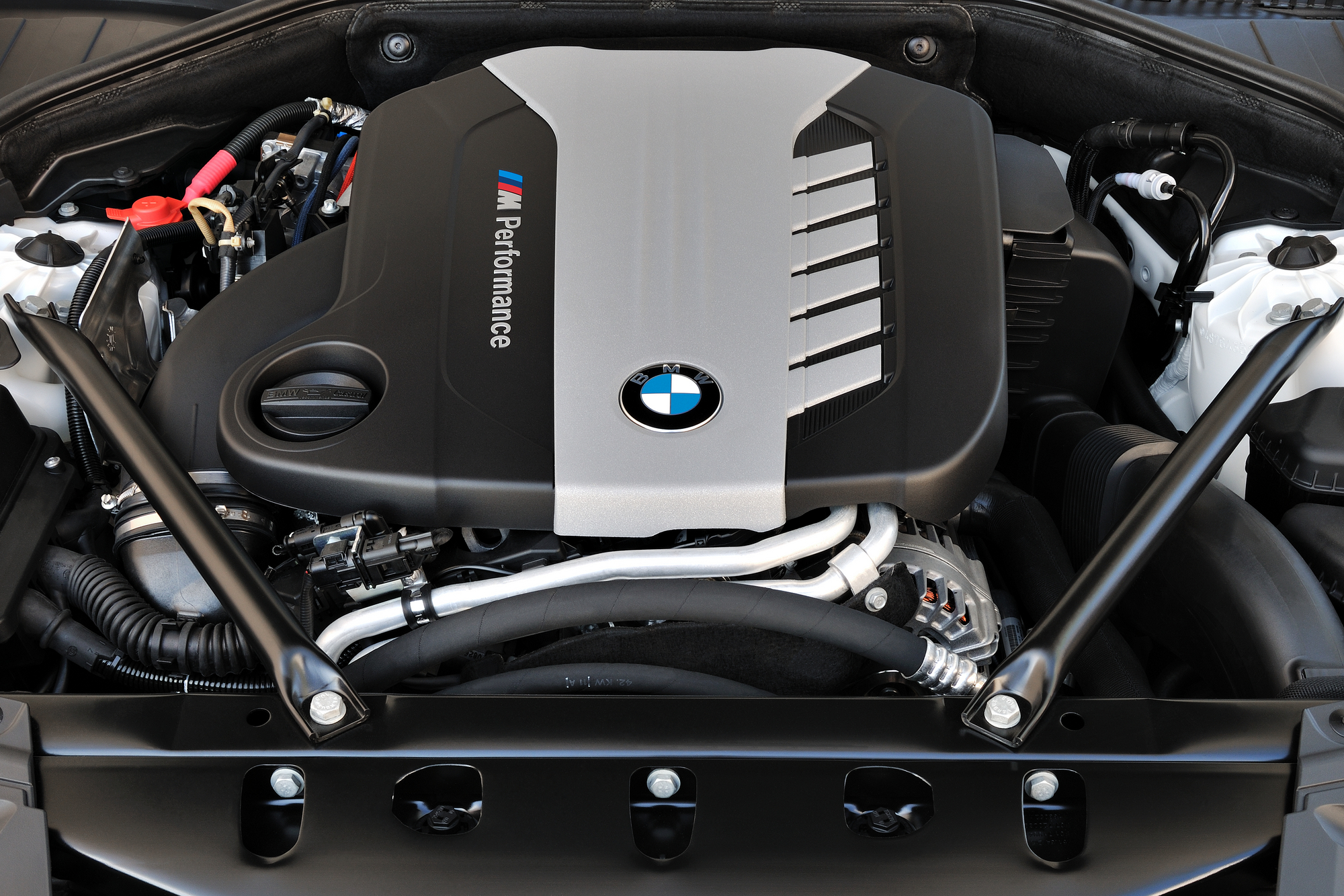 Updated BMW 7 Series with New Front End and TriTurbo Diesel