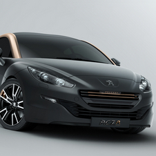 The RCZ R has been shown as a concept previously