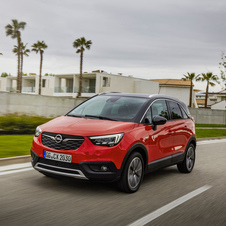 Opel Crossland X 1.6 Turbo D ECOTEC Innovation