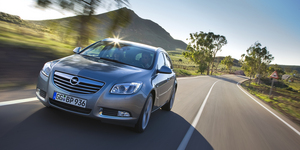 Opel Insignia Sports Tourer 2.0 Turbo Cosmo 4x4