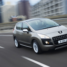 Peugeot 3008 1.6 HDi Active