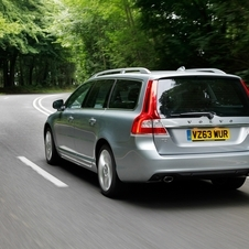 Volvo V70 T5 Powershift
