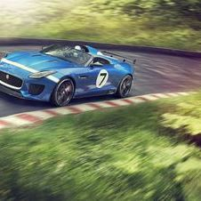The Project 7 name comes from Jaguar's seven wins at Le Mans