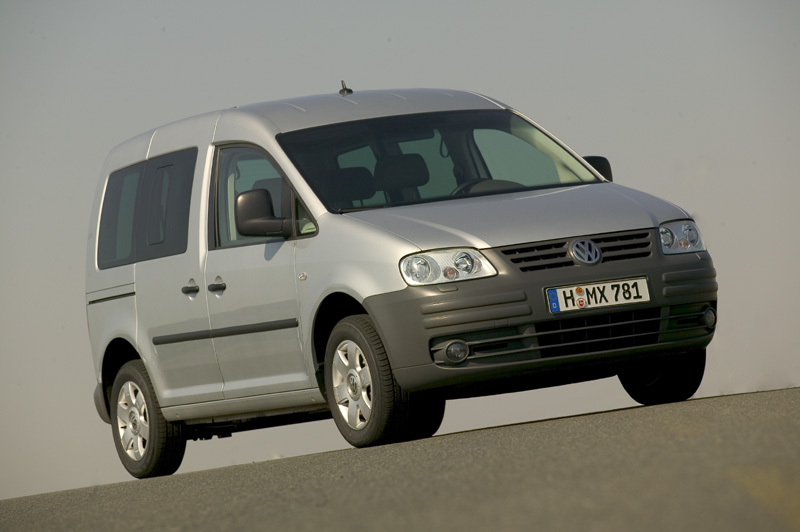 volkswagen caddy 2.0 tdi combi extra :: 1 photo and 47 specs