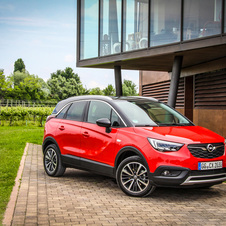 Opel Crossland X 1.6 Turbo D Innovation