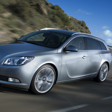 Opel Insignia Sports Tourer 2.0 Turbo Sport 4x4
