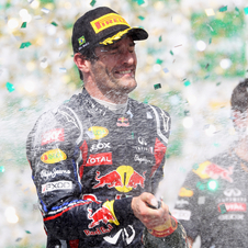 Webber wins last race of the year