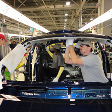 Toyota production is predicted to increase by 13%
