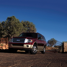 Ford Expedition EL Eddie Bauer 4X2