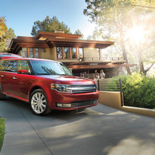 Ford Flex 3.5 SEL FWD