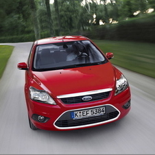 Ford Focus 2.0 TDCi Saloon Powershift
