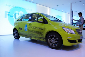 Mercedes-Benz B F-CELL
