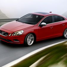 Volvo S60 T4 R Design Powershift