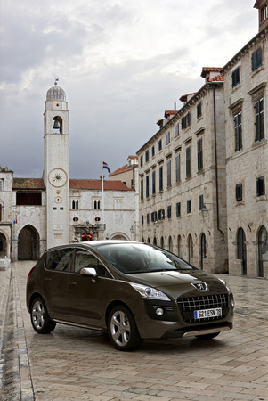 Peugeot 3008 1.6 THP Exclusive