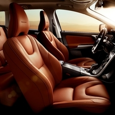 Toscana Tan is a leather option