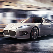 Spyker expects to deliver the first car in November 2014