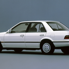 Nissan Bluebird Sedan Super Select
