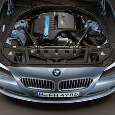 BMW Creates 340hp ActiveHybrid 5-Series