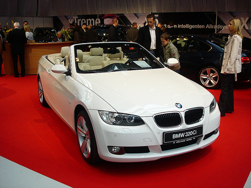 BMW 320Ci Convertible