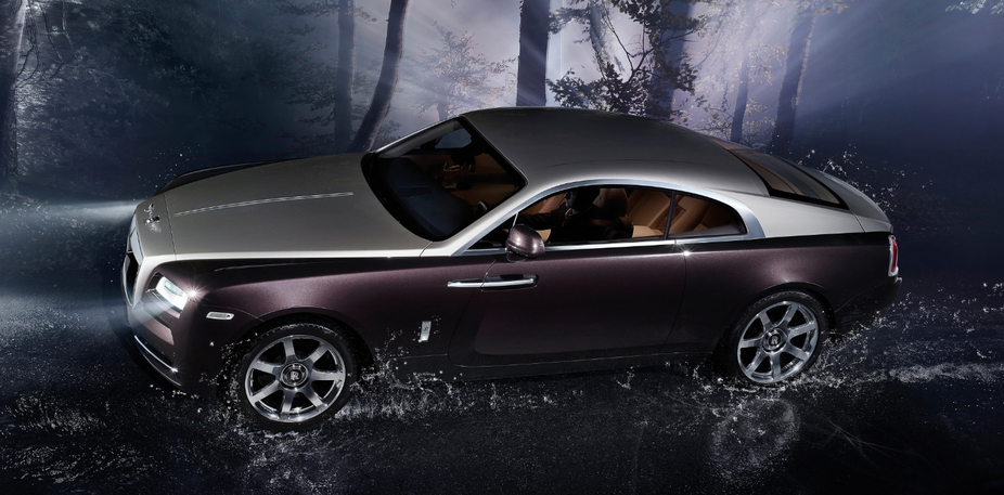 Rolls-Royce's CEO says that it plans a convertible version of the Wraith