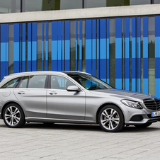 Mercedes-Benz C 180 BlueTEC Station Wagon
