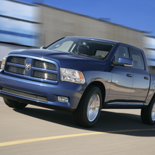 Dodge Ram 1500 Regular Cab 4X2 SLT LWB