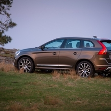 Volvo XC60 T5 Geartronic
