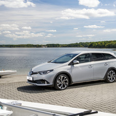 Toyota Auris Touring Sports 1.6 D-4D Comfort