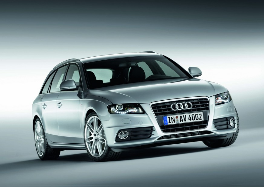 audi a4 avant 3.2 fsi quattro s line :: 1 photo and 11 specs