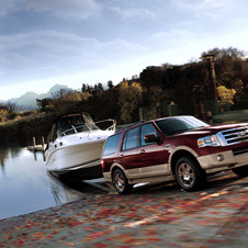 Ford Expedition EL Limited 4X2