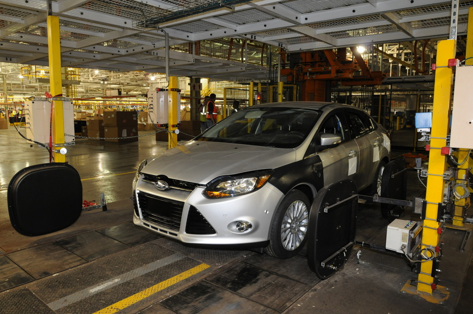 Ford's Michigan plant ready to build electric, hybrid and plug-in hybrid cars