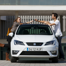 Seat Ibiza SC 1.6 TDI CR Business