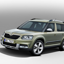 Skoda is refreshing the Yeti with two new models