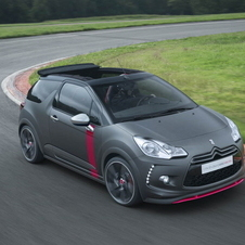 Une CITROËN DS3 Cabrio Racing sera exposée au Goodwood Festival of Speed
