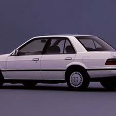 Nissan Bluebird Super Select