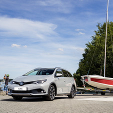 Toyota Auris Touring Sports 1.6 D-4D Exclusive