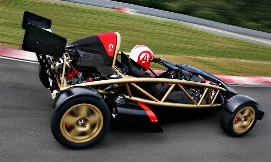 Ariel Atom V8 Race :: 15 photos and 61 specs :: autoviva.com