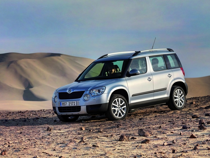 skoda yeti 2 0 tdi cr experience 4x4 1 photo and 63 specs. Black Bedroom Furniture Sets. Home Design Ideas