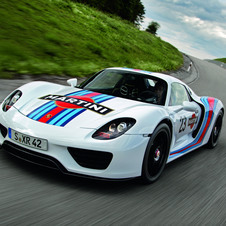 The 918 is now less than a year away