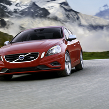 Volvo S60 T5 R Design Powershift